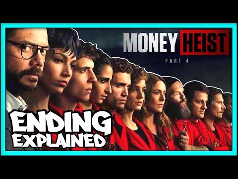 Download Money Heist: Part 4 Recap   Ending Explained