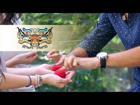 Magic Trick #5 - Vanishing Sponge Ball (Urban Shaman)