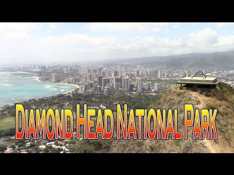 Diamond Head National Monument Hawaii