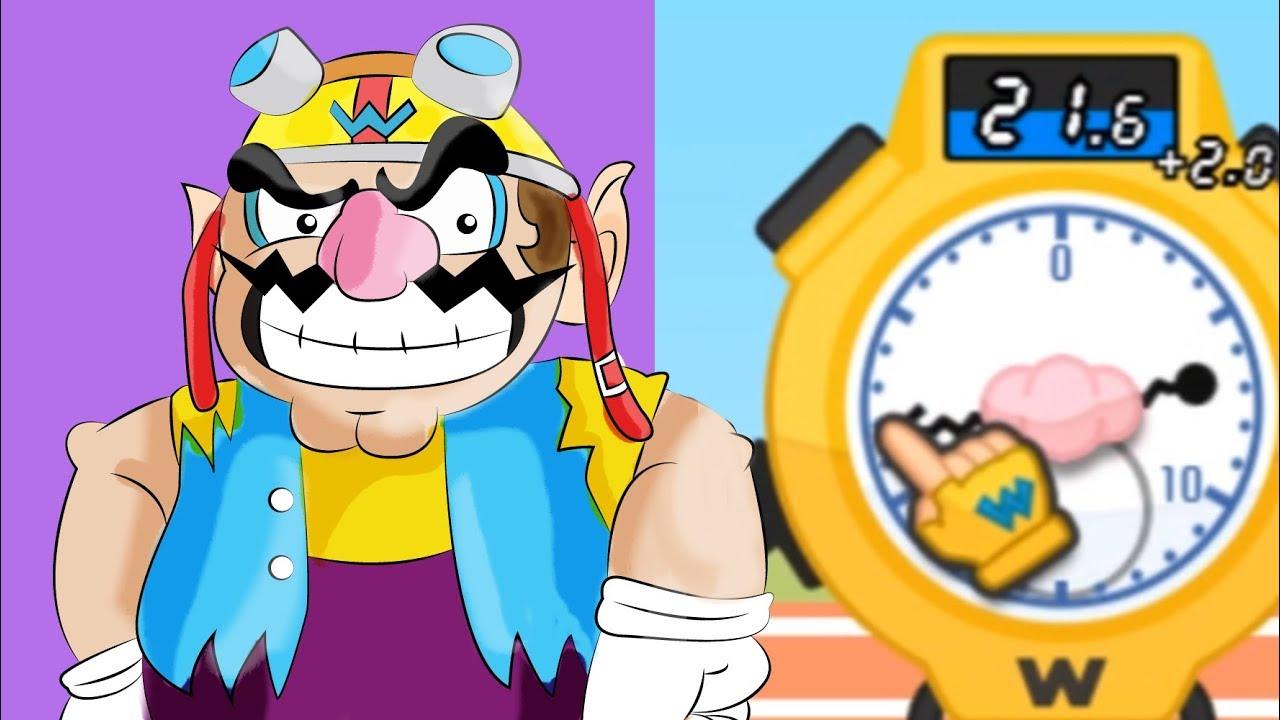 WarioWare Gold (3DS) Wario Watch