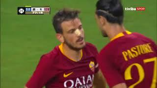 Barcelona 2-4  Roma   Uluslararası Şampiyonlar Kupası