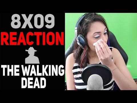 The Walking Dead : Saison 8 Épisode 9 REACTION / FR