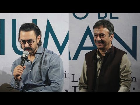 Aamir Khan spotted at Manjeet Hirani's book launch