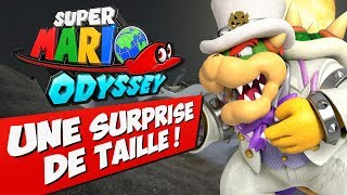 SUPER MARIO ODYSSEY : Une surprise de taille !   GAMEPLAY FR