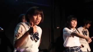 RYUKYU IDOL 「FiNAL DANCE」(BiSカバー) 2 名病欠で迎えた 2014 年 12 ...