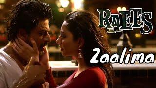 Zaalima - Promo | Raees | Shah Rukh Khan & Mahira Khan | Arijit Singh & Harshdeep Kaur | JAM8