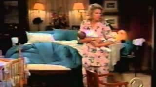 Caroline on Murphy Brown Age 1