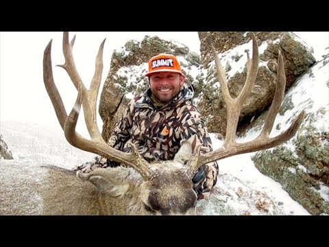 ZAC GRIFFITH COLORADO MULE DEER HUNT
