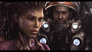 StarCraft 2 - Into The Void - Legacy Of The Void Epilogue Game Movie