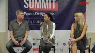 Panel Discussion - UX in an AI Future: What's next for experience design - CoDE Summit 2017
