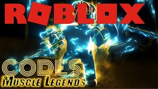 Roblox Muscle Legends Codes Roblox - Septembre 2019