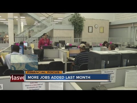 Nevada adds more jobs in July