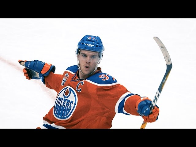 Super Slo-mo: McDavid, Nylander, E. Staal and Glass