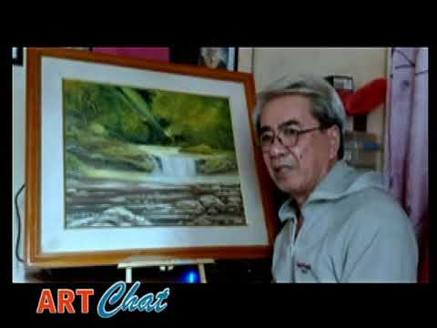 Art Chat with Dante Luzon