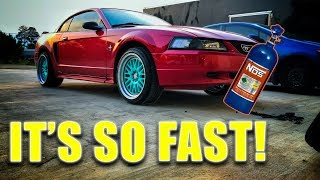 i-put-nitrous-on-my-600-mustang