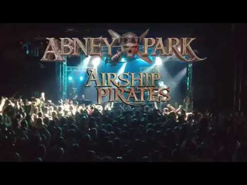 Airship Pirates - HD Audio - Abney Park Live