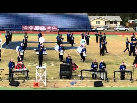 Bolivar High School Band Carthage Performance 2015