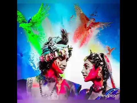 Radha Krishna Holi Status Holi 2020 Whatsapp Status Radha Krishna Romantic Holi Status Radhakrishna Youtube