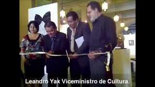 Inauguración de Exposición Fotografica. Javira.