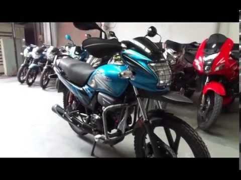 Bikes Dinos Hero Passion Pro Tr Walkaround Youtube