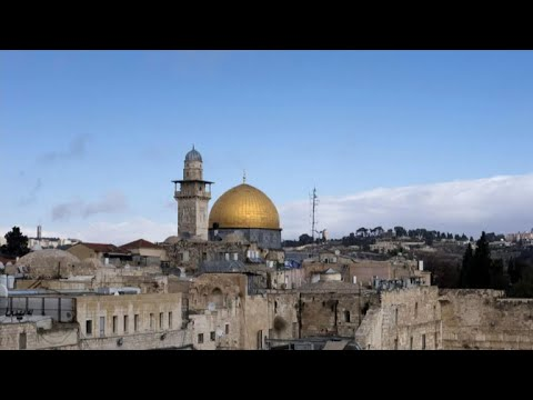 Israeli and Palestinian reaction to U.S. recognition of Jerusalem