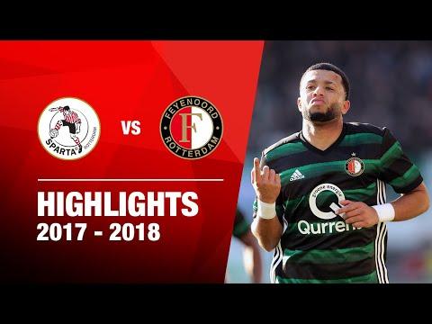 Samenvatting | Sparta Rotterdam - Feyenoord 2017-2018