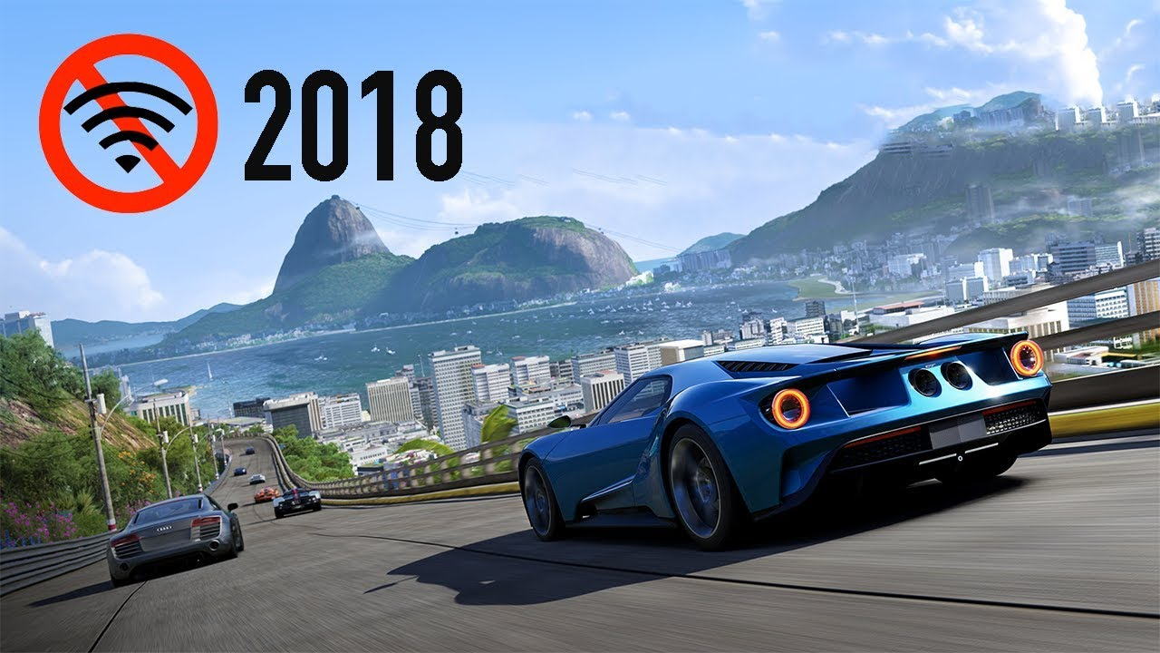 Best Offline free Racing games for iOS device 2018