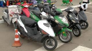 Как выбрать мини-скутер / Утренний эфир