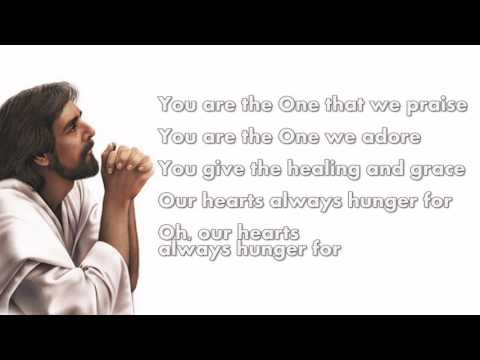 Wonderful Merciful Savior Karaoke Instrumental with Lyrics
