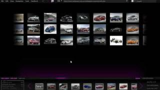 OutWit Images Basic Navigation