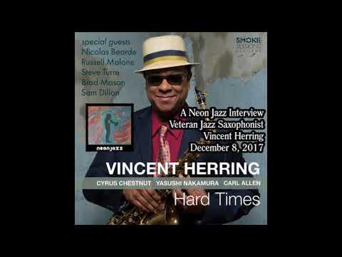 A Neon Jazz Interview with Veteran Jazz Saxophonist Vincent Herring