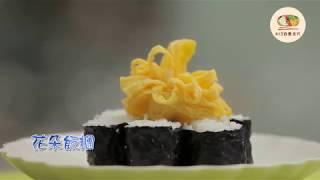 極光的秒殺便當菜- 花朵飯糰 +菊花蛋