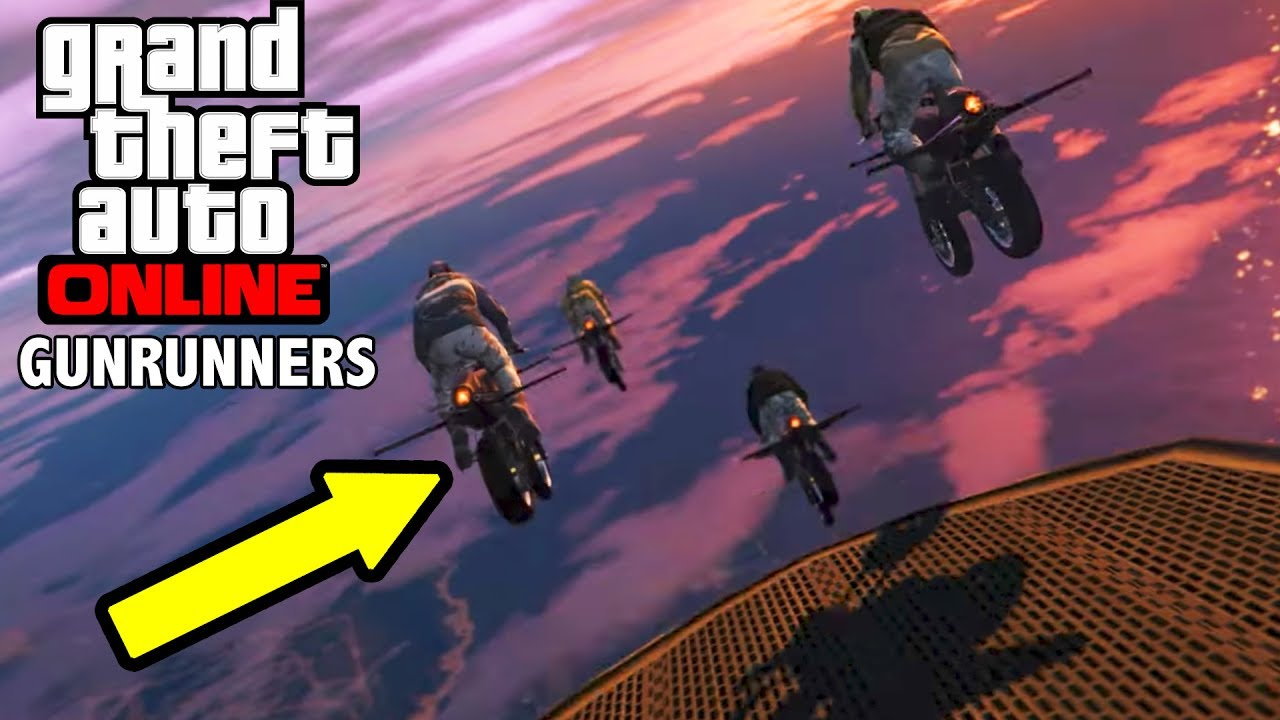 GTA 5 GUNRUNNING DLC NEW TRAILER ANALYSIS/REACTION/HIDDEN DETAILS VEHICLES, WEAPONS, BUNKERS, TRUCKS