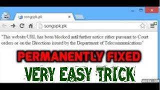 How to fix  Your requested URL has been blocked adfly