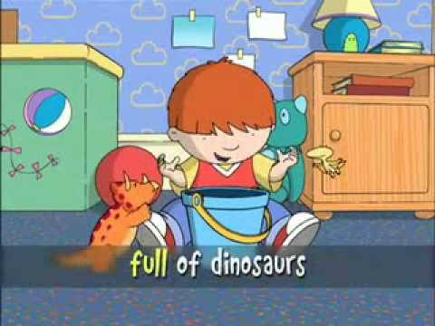Harry and His Bucket Full of Dinosaurs Intro - YouTube