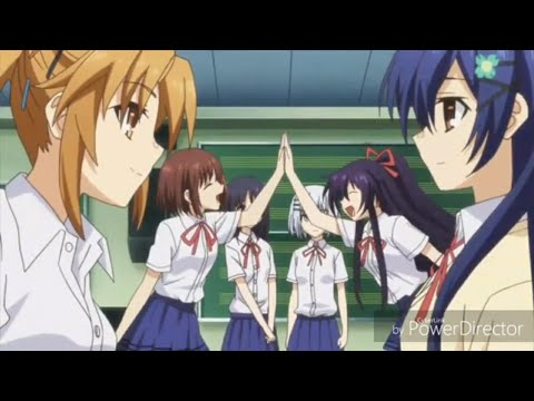 Date A Live Amv Timber