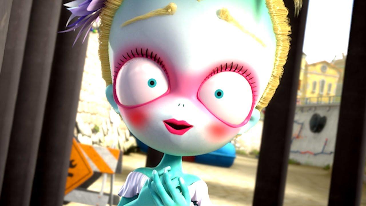 Zomko Is In Love!   Zombie Dumb Season 2!   좀비덤   Videos For Kids