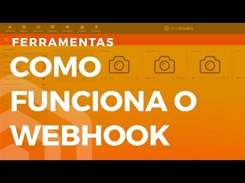 Webhook: API e Integração de automação leadlovers