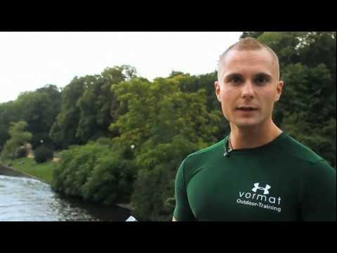 Outdoor Fitness Training Berlin