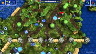 Great Big War Game - Softpedia Gameplay