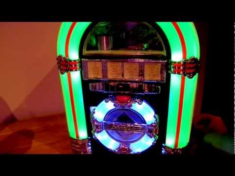 Mini Jukebox Mp3 & Bar