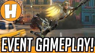 Overwatch Storm Rising Gameplay - First Reaction! | Hammeh