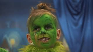 Christmas Movie The Grinch by Heritage School Новогодний фильм английского детского