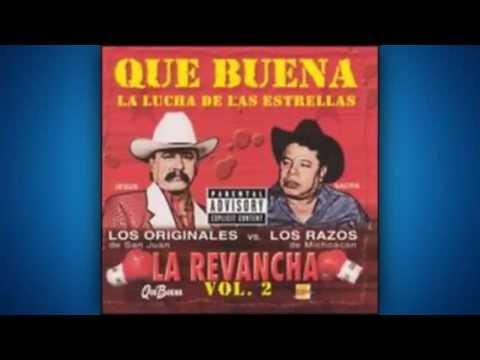 Los Razos vs. Los Originales de San Juan (La Revancha)