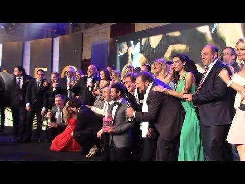 Martin Fierro Cable 2017 - La Fiesta, los ganadores, toda la intimidad de una noche inolvidable