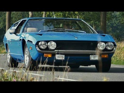 Lamborghini Espada classic review