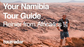 Your Namibia Tour Guide: Reinier from Africa4us