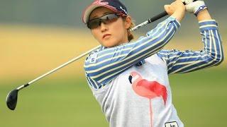 飯島茜 ゴルフ 5年ぶりのツアー優勝 5年間0勝で目覚めた 引退も考えた 3位タイには上田桃子