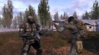 война группировок армия (кордон-болота)