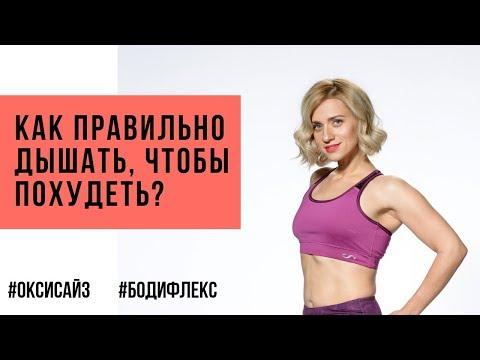 Как правильно дышать чтобы похудеть. Оксисайз и бодифлекс от Марины Корпан. Марина Корпан 16+